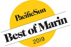 Pacific Sun Best of Marin 2018